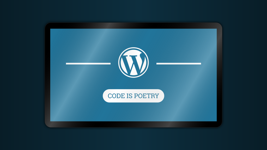 wordpress, code, wp